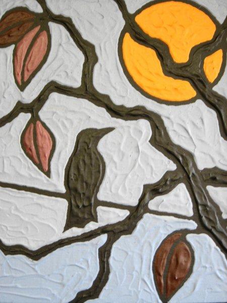 Crow Dogwood & Moon (2)