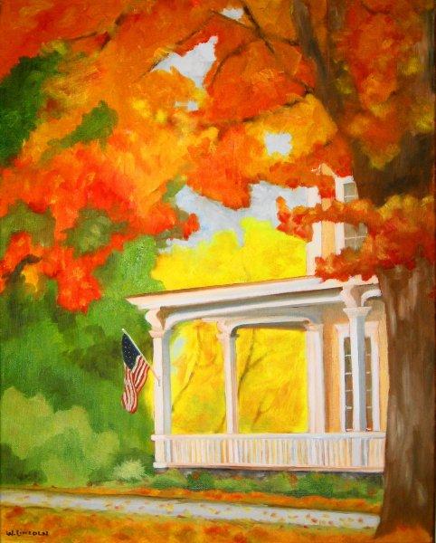 Autumn on Main Street (2)
