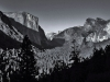 tunnel view bw etsy