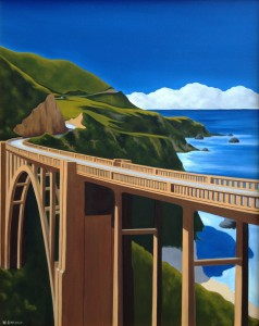 Bixby Bridge (Big Sur)